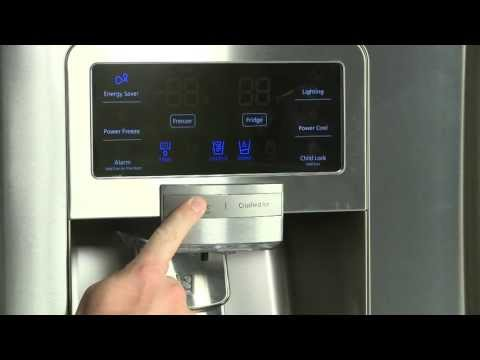 Replacing the Samsung DA29-00012A & DA29-00012B Internal Fridge Water Filter