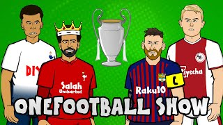 442oons ► UEFA Champions League semi-final preview with Cristiano Ronaldo! ► Onefootball Show