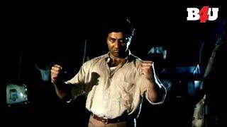 Sunny Deol's Powerful Fight | Ghatak | Sunny Deol, Meenakshi Seshadri | B4U Mini Theatre