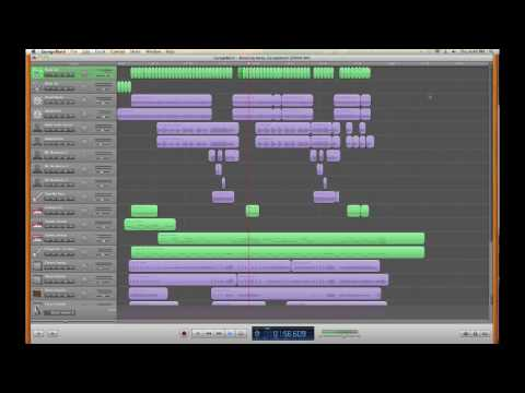 Garageband How to Mix a song: Ep.1 The mixing of