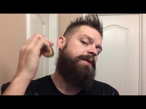 Living with a patchy beard