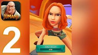 Jumanji: Epic Run - Gameplay Walkthrough Part 2 (iOS, Android)