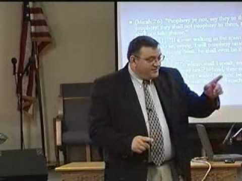 Mike Hoggard: The Emerging Church (13/13)