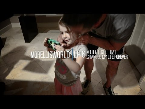 A Little Girl That Changed my Life Forever | MorellisWorld EP #6