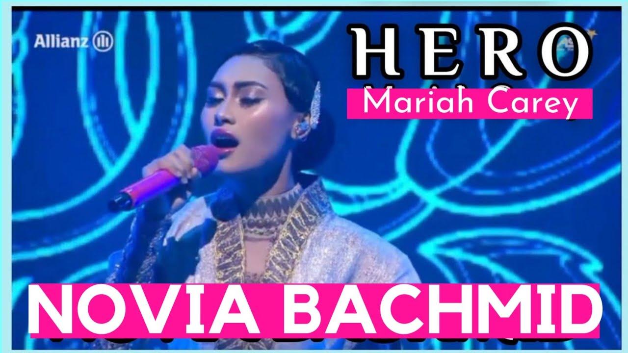 Download Novia Bachmid - Hero (Mariah Carey) di acara Allianz Indonesia MP3 Gratis