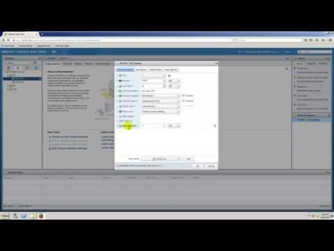 Add and Remove a Raw LUN on a Virtual Machine