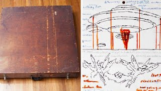 A Guy Found This Mysterious Box in a Dumpster, and What He Discovered Inside Is Insane