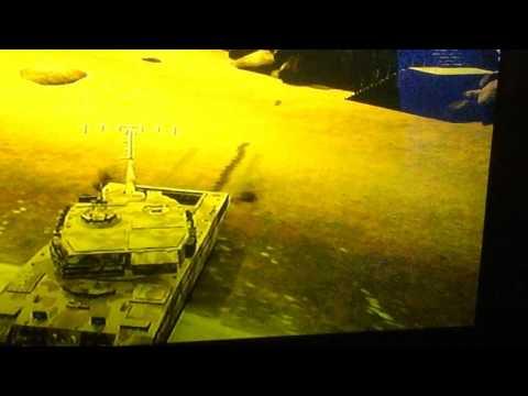 Gta5  a boring  day  a tank  leking oil