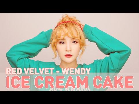 [Eng / 中国语字幕 CC] TUTORIAL : 레드벨벳 웬디 메이크업 (feat.아이스크림 케이크)ㅣRed velvet Ice Cream Cake Makeup