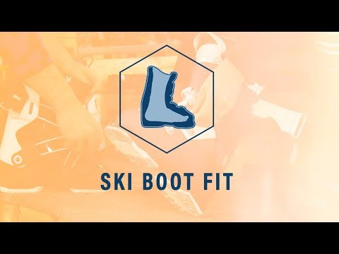 How To : Ski Boot Fit