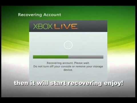 How to Recover Your Gamertag