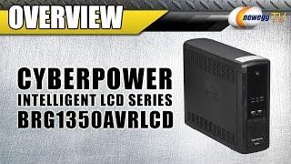 CyberPower BRG1350AVRLCD UPS Overview - Newegg TV