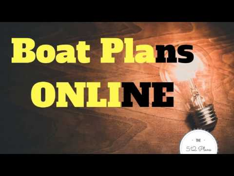 Wooden Boat Making - Wood Boat Plans Stitch & Glue - Large Wooden Boat Building