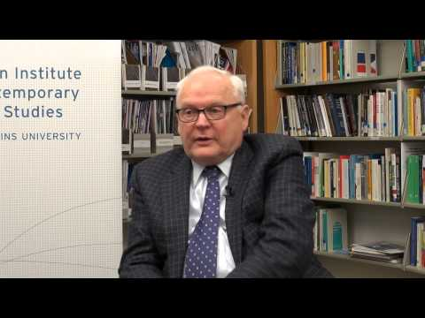 Germany, Russia, and the Rise of Geo-Economics with Stephan Szabo