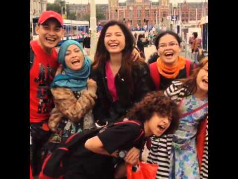Bastian CJR Fam's - Happy Ied Mubarak [Insta Vid]