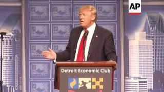 Trump Overhauls Income Tax Proposal