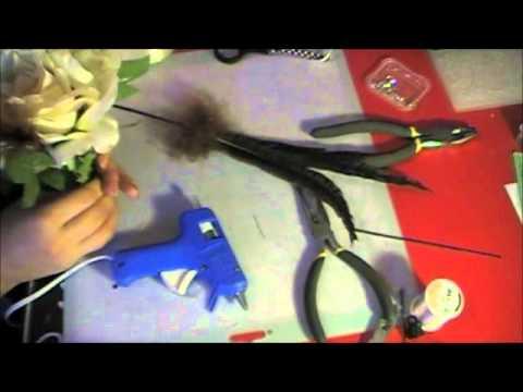 A Crafty Creation-Episode 17-Wedding Bouquet
