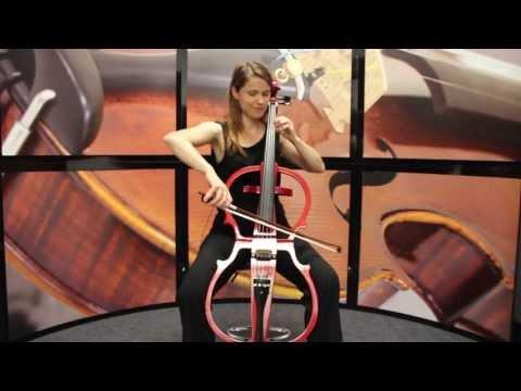 Cecilio CECO Electric Cello Product Demo