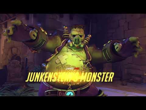 Overwatch: Junkenstein's Revenge - Soldier: 76 [ENGLISH]
