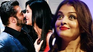 Salman Khan KISS Katrina Kaif Front Of Media, Aishwarya Rai NOT Attending IIFA Because Of Salman