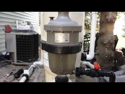Multi Cyclone 50 Pre Filter Unit