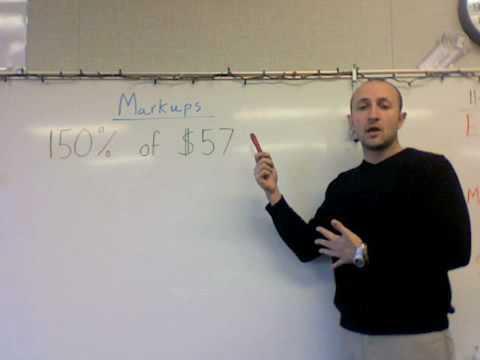 Discounts & Markups