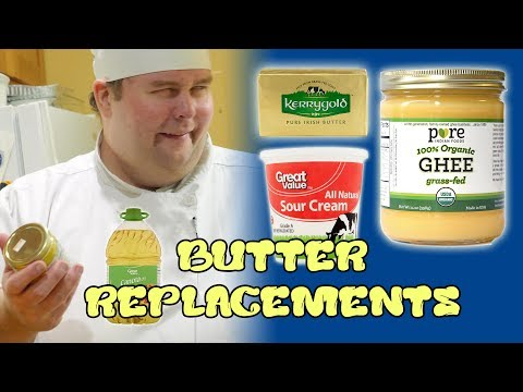 BoxMac 89: Butter Replacements (Ghee, Sour Cream, and Canola Oil)