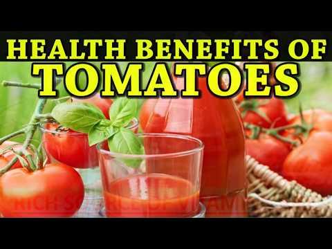 टमाटर के ये फायदे जान कर आप दाँतो तले उंगलियाँ दबा लेंगे | Benefits Of Tomatoes |  U Me & Health |