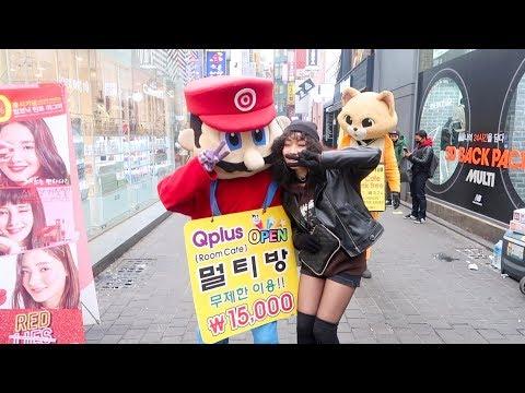 Myeongdong, Seoul Korea 2018