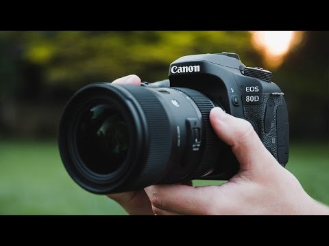 Canon 80D: Why It's My Favorite Camera! | BTS #1