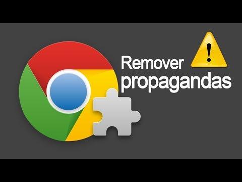 Como Eliminar Propagandas do Navegador Google Chrome - TutorialTec