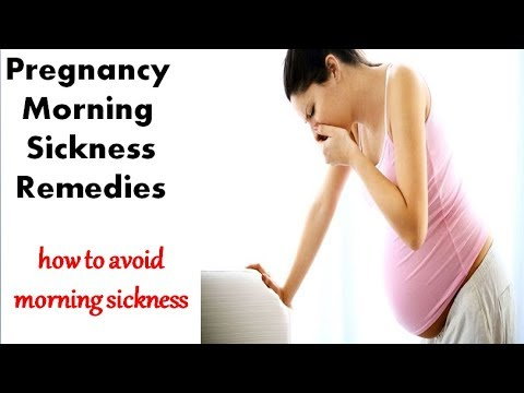 Pregnancy morning sickness remedies and how to avoid it | Natural Treatment & Home Remedies