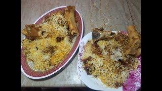 Mazedaar Nalli Biryani Recipe by hamida dehlvi