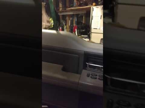 04 F150 Door hinge replacement