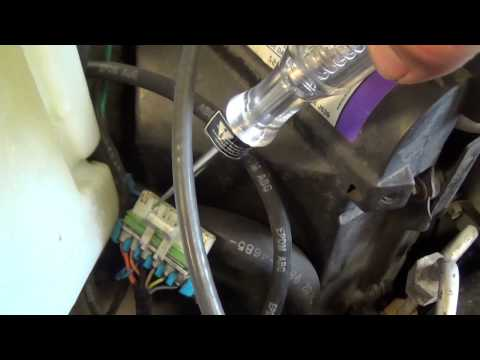 Chevy Astro: Blower Resistor diagnose/replace