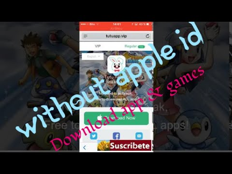How to get free apps and games without apple ID ON iPhone (2017)
