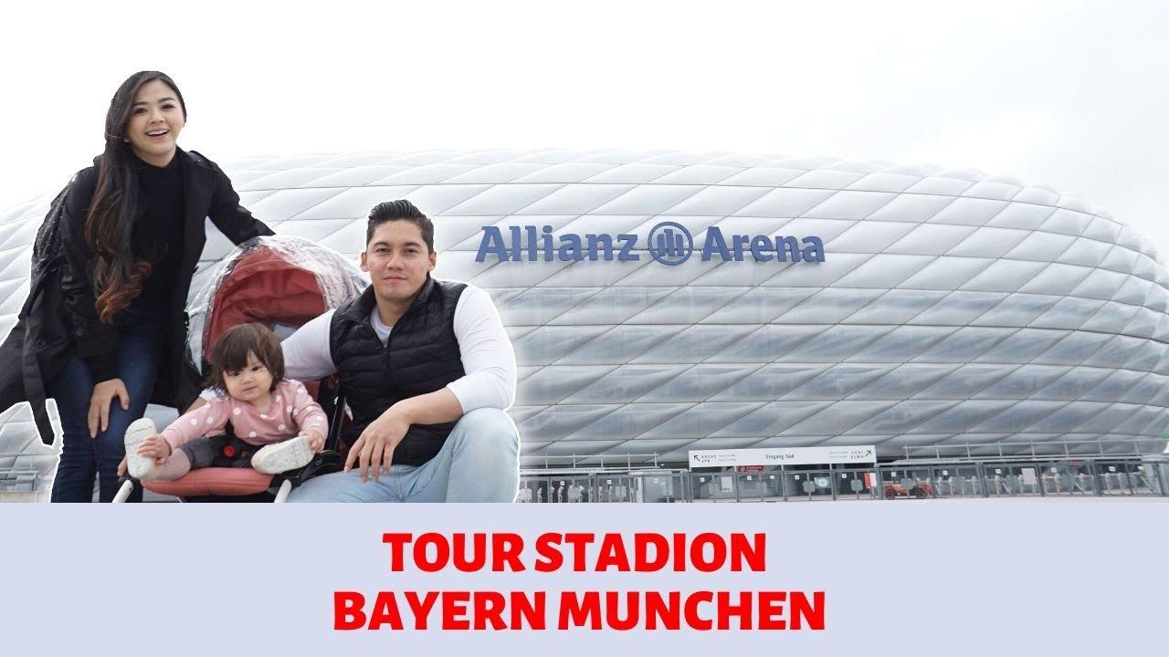 Special buat fans Bayern Munchen - Tour Stadion Bayern Munchen