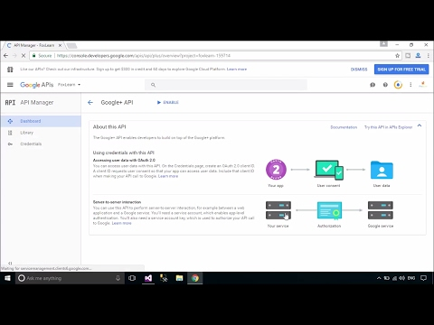 ASP.NET MVC #6 : Login with Google Account | FoxLearn