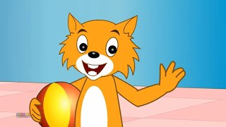 Cat Song | Nursery Rhymes And Cartoon Videos | Music for Babies from Kids Tv Channel