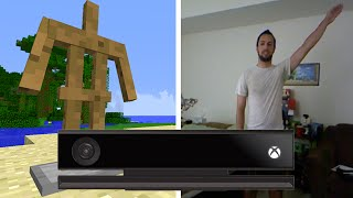 Download Minecraft: Kinect Controlled Charades w/ Sethbling, Etho, & Guude Video