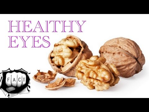 Top 10 Foods For Healthy Eyes