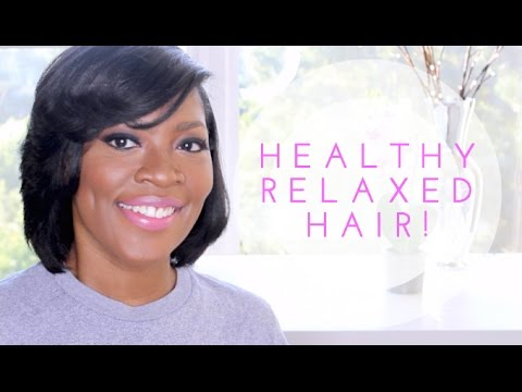 HAIR CHAT | My Relaxed Hair Do's & Don'ts | That IT Girl
