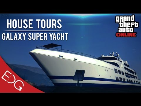 Galaxy Super Yacht (House Tour Ep .29) [Goodbye 2016]