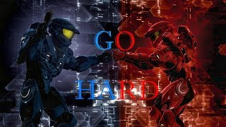 Red VS Blue (Action Montage) | Go Hard | Neffex