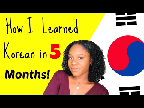 How I Learned Korean in 5 Months! Avoid These Mistakes! NEW Study Tips