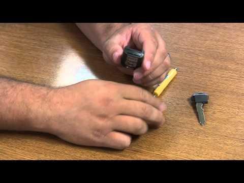 Mazda Key Fob Battery Replacement - Holiday Mazda