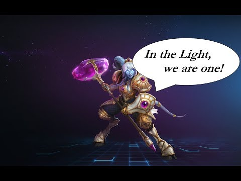 Yrel, Light of Hope Dialogues