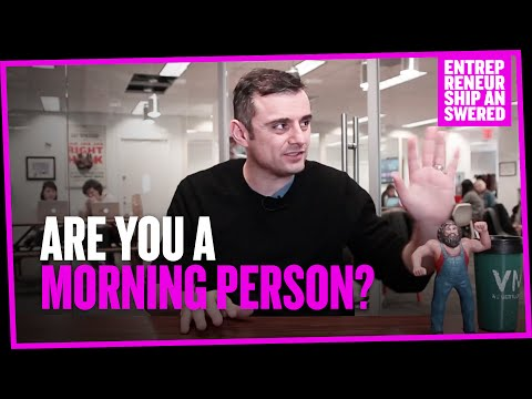 Are You a Morning Person?