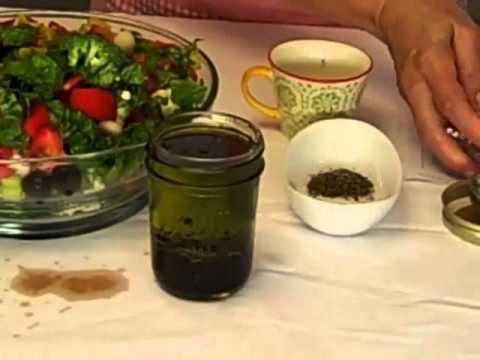 Fresh Garden Pasta Salad with Balsamic Vinaigrette