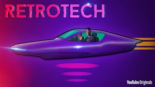Retro Tech: Flying Cars